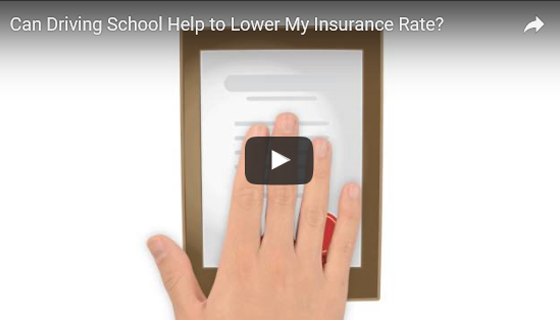 How does online traffic school affect my insurance rates - video screenshot