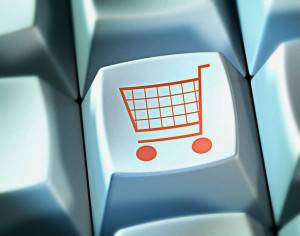 Shopping Cart keyboard button