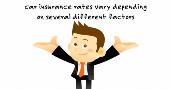 factors that vary auto insurance rates