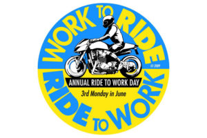 Ride your motorcycle to work day