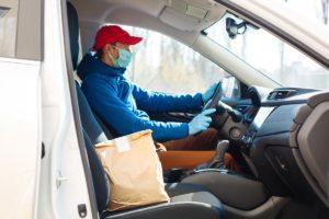 Food Delivery Driver - Coronavirus