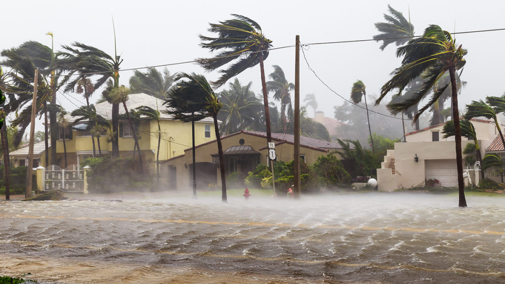 It's important to financially prepare for a hurricane, especially if you own your home.
