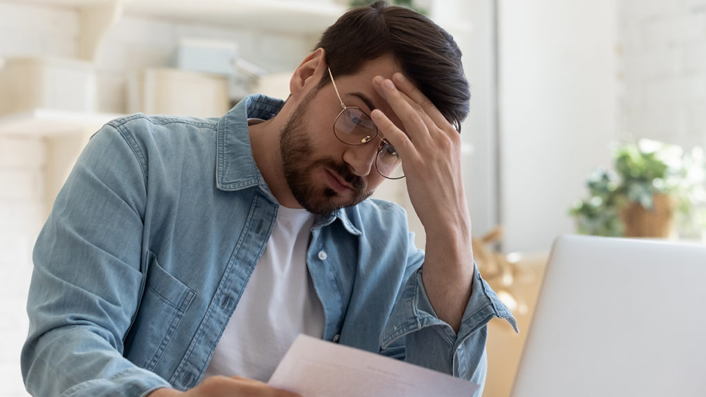 How to recover from a business mistake